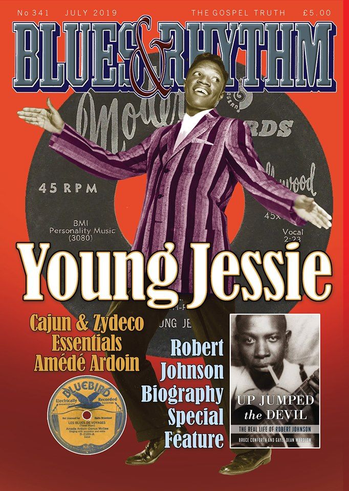 "July News: Historic Magazine Blues & Rhythm in UK Reviews ""Comes Love"" post thumbnail image"