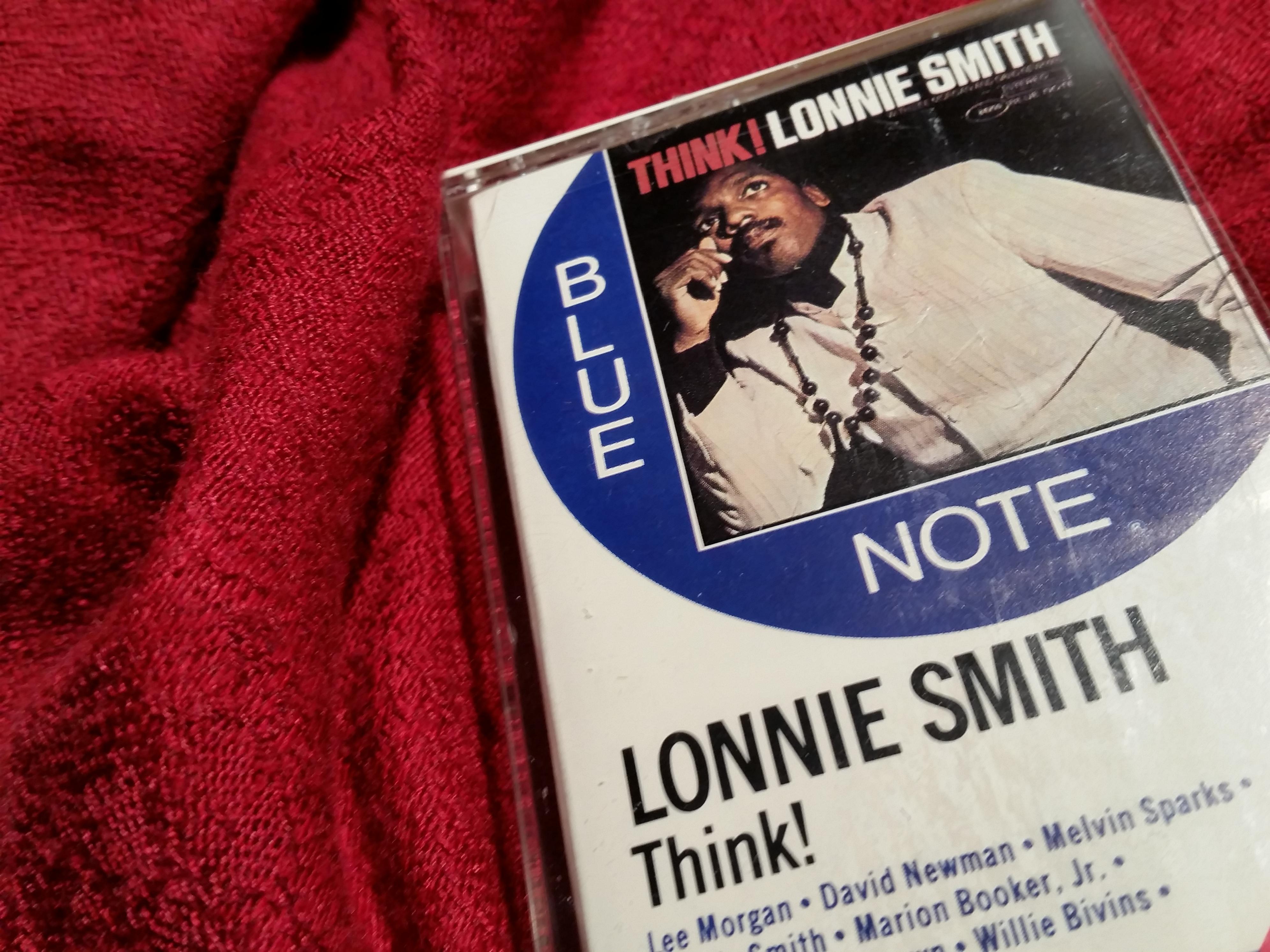I'm Listening to Lonnie Smith